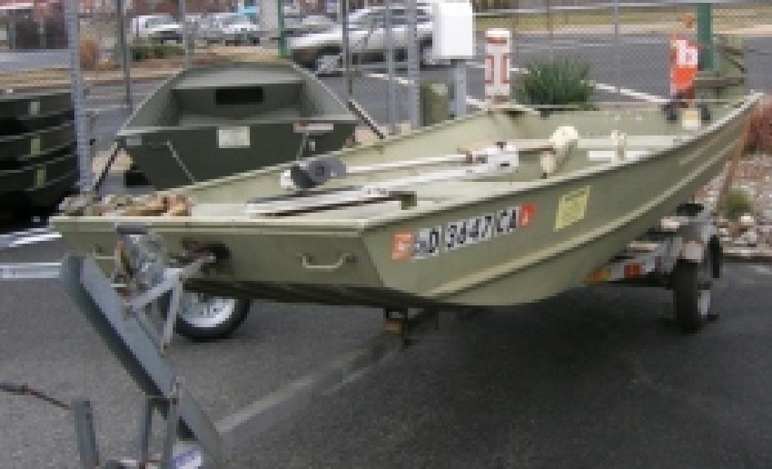 1990 - Lowe Boats - 14 Big Jon for sale in Essex, Maryland
