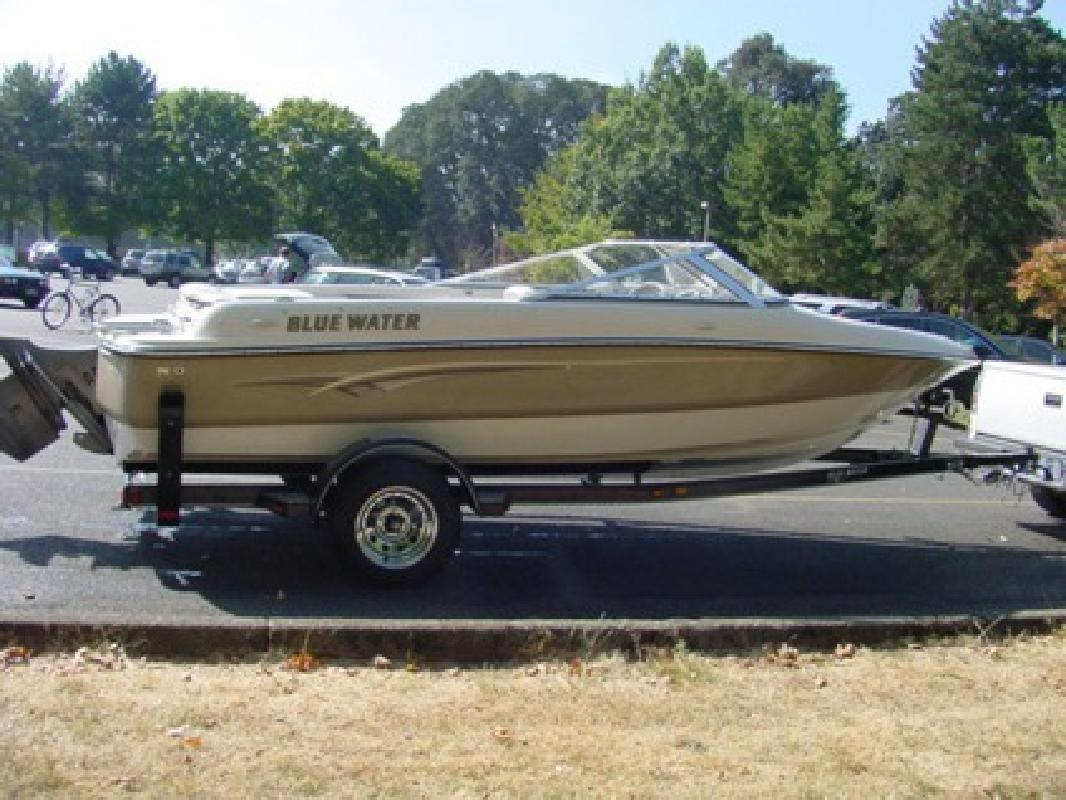 $13,995 2007 - Bluewater Boats Breeze - 18 ft. 6 in