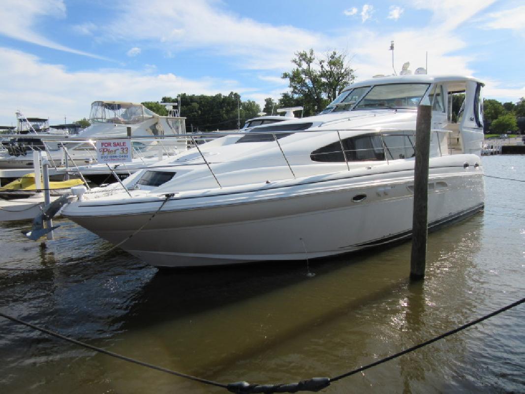 Sea Ray 390 Motoryacht - Diesel - 2005 in St. Joseph, MI