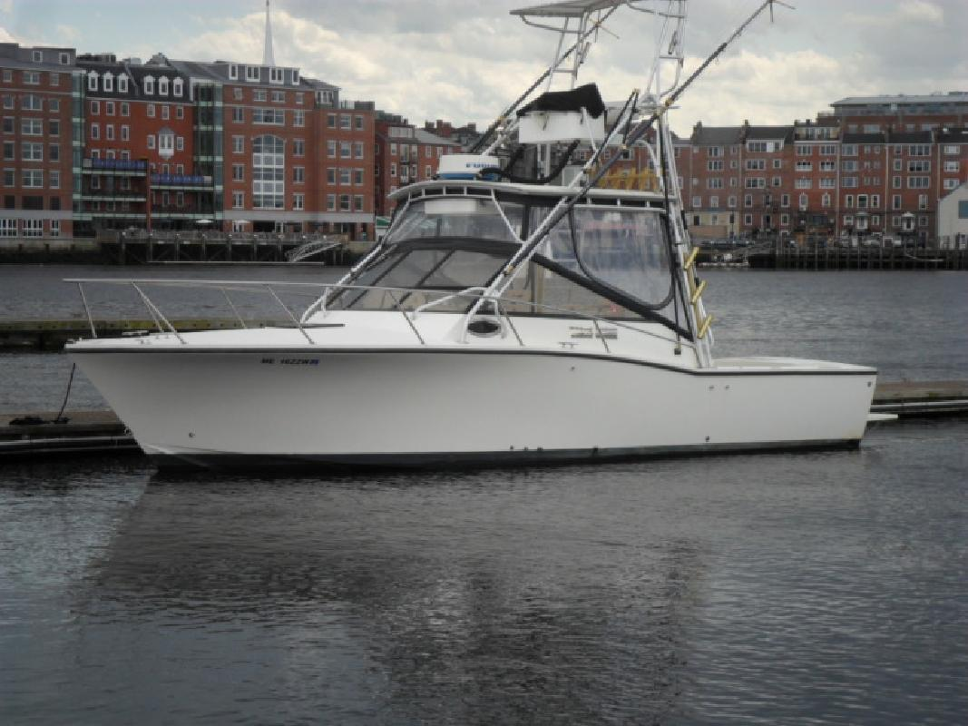 Carolina classic new and used boats for sale in maine for Used fishing boats for sale near me