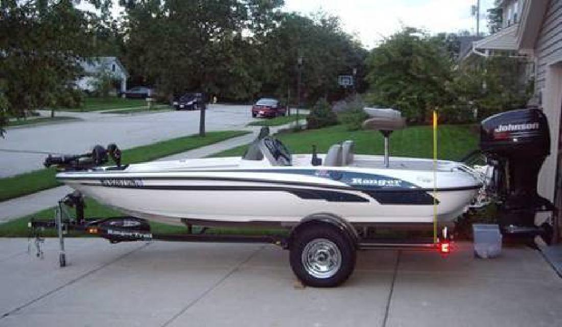 Skeeter boats for sale - Ranger Bass Fishing Boat 2003 Ranger Fishing Boat 16