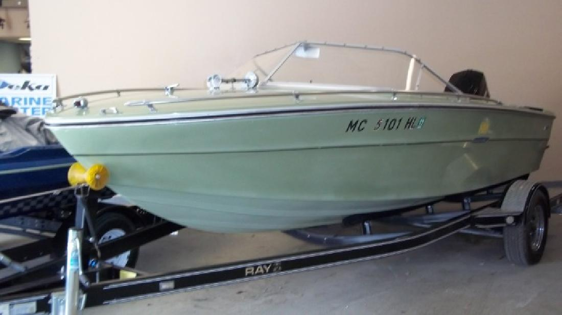 1971 - Sea Ray Boats - SRV-180 in Waterford, MI for sale in