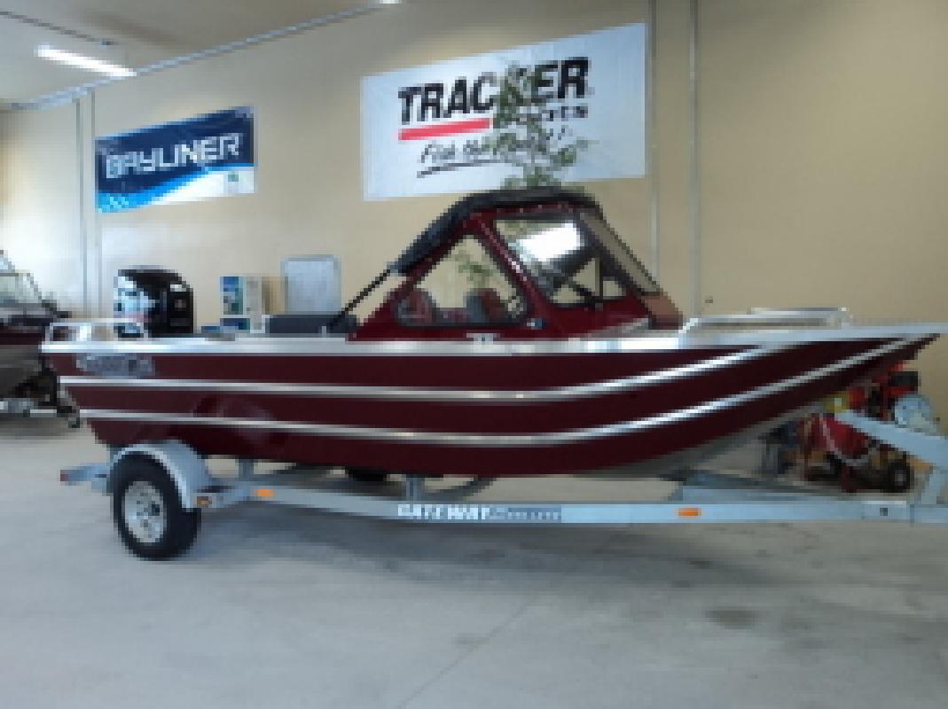 2013 Thunderjet Boats - V-182 Eco