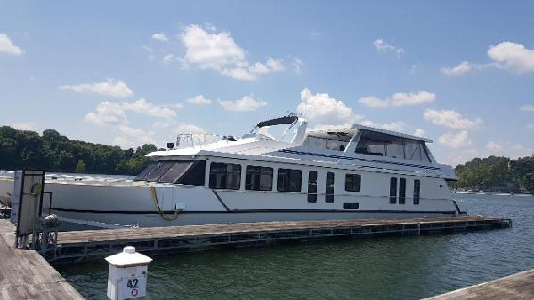 1999 Stardust Cruisers 17 X 100 Houseboat Somerset KY