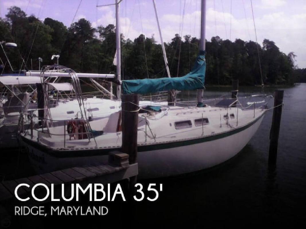 1978 Columbia 35 SL 107 Ridge MD