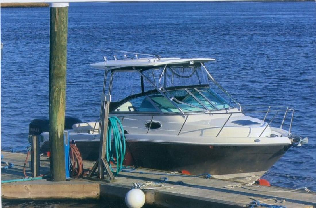 2009 26' Robalo R265 Walkaround (Only 125 Hours! Warranty till 201