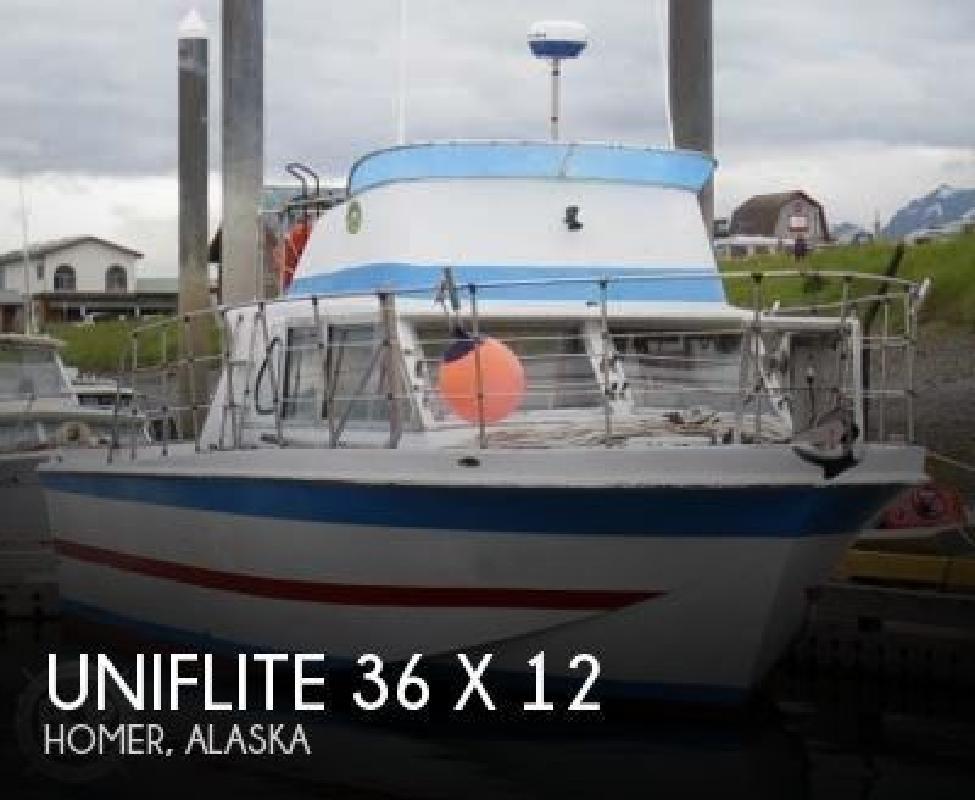 1968 Uniflite 36 x 12 Homer AK