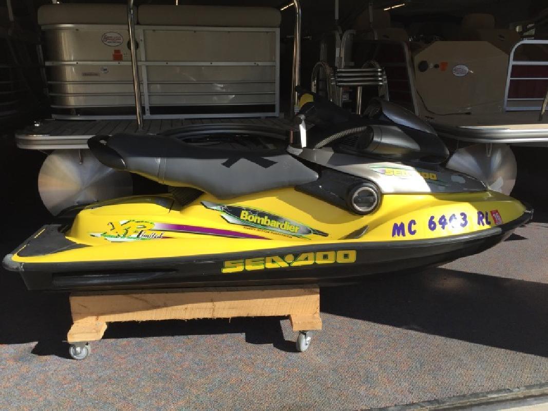 1998 SEA-DOO XP LIMITED 951 130HP in Gladwin, MI for sale in Gladwin
