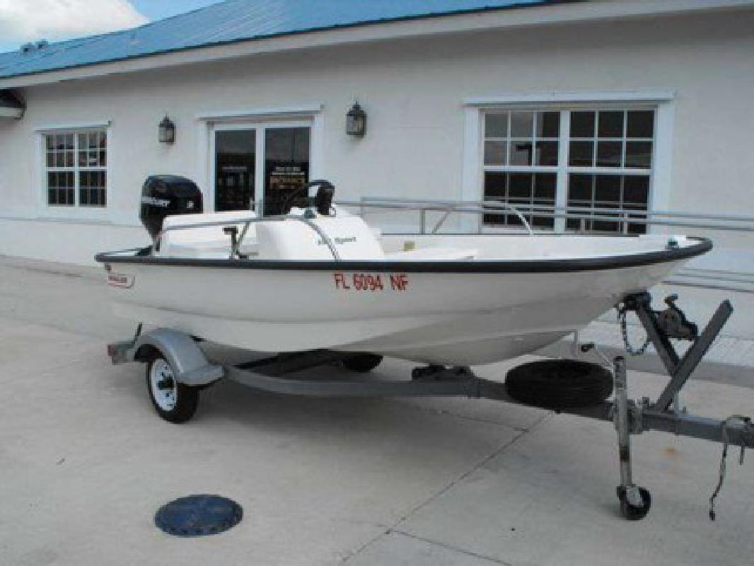 $11,497 2006 Boston Whaler 13 SPORT