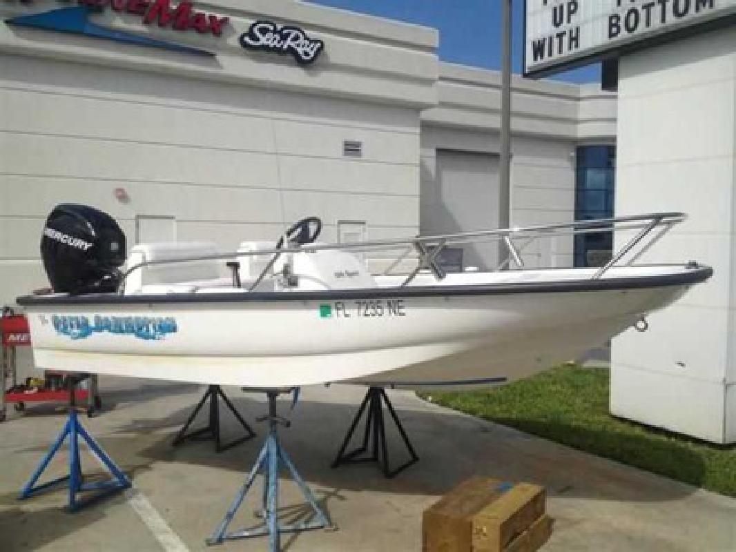 $9,397 2006 Boston Whaler 13 SPORT