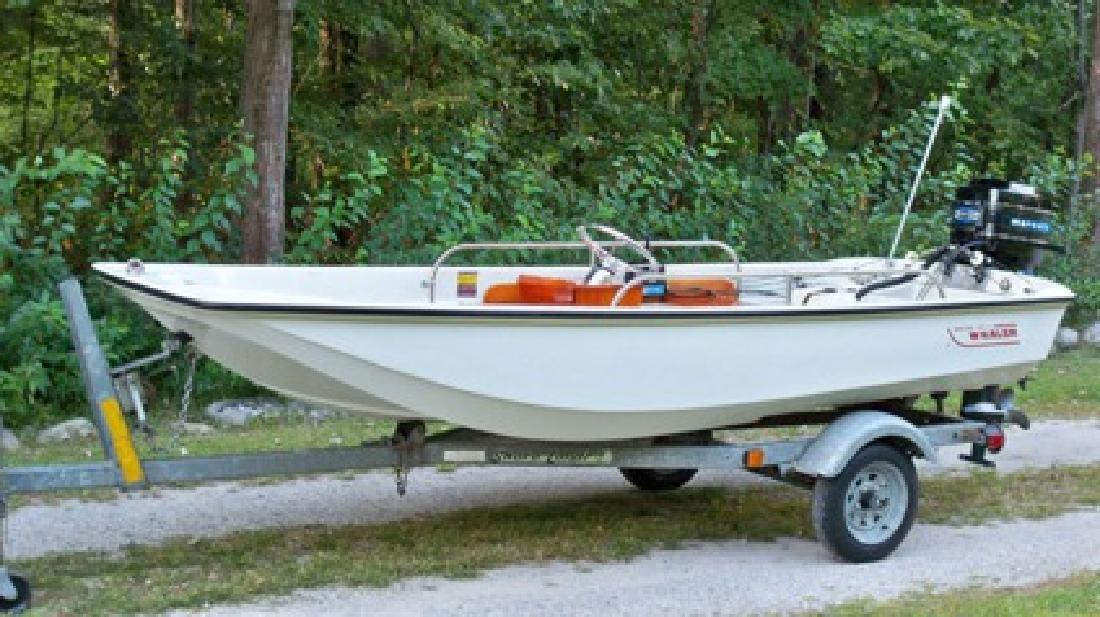 $3,600 1981 Boston Whaler 13 SPORT for sale in Newton, New ...
