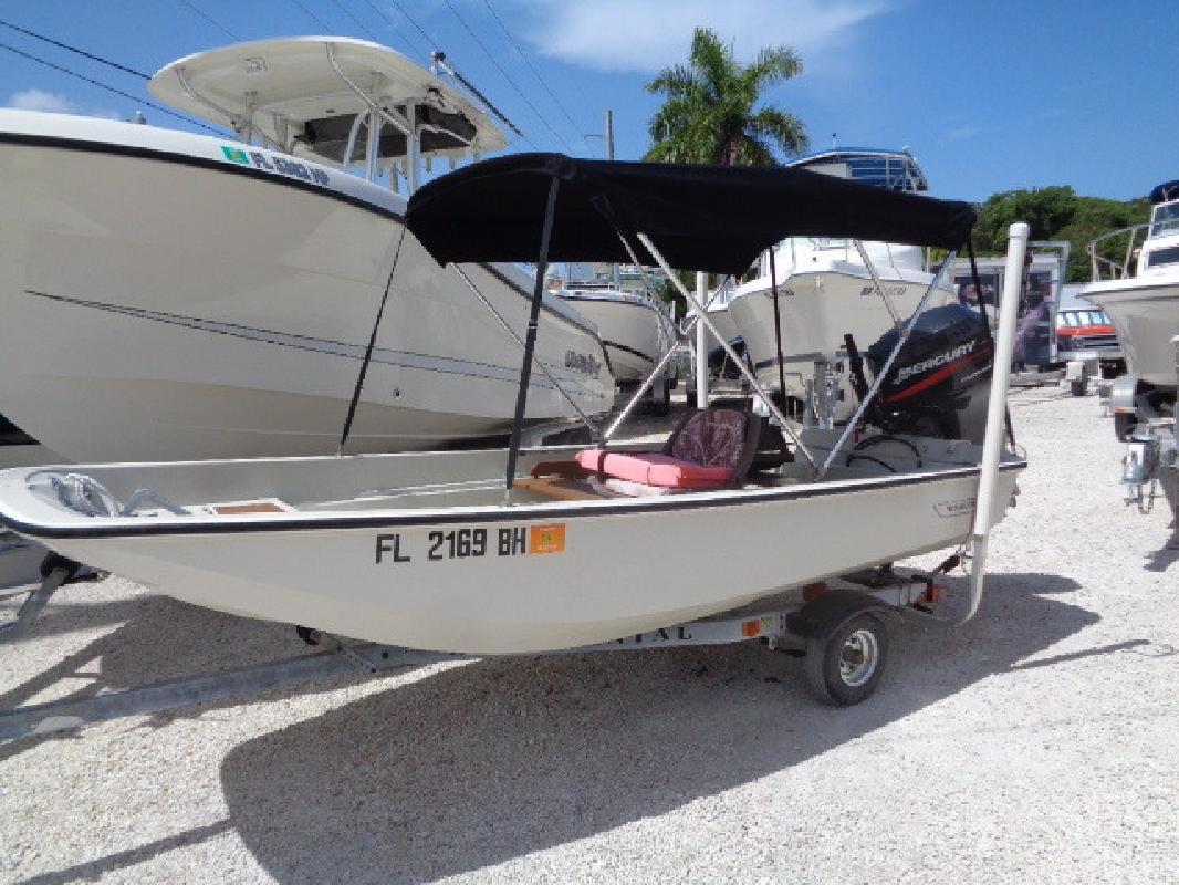 1977 - Boston Whaler Boats - 13 Sport in Key Largo, FL