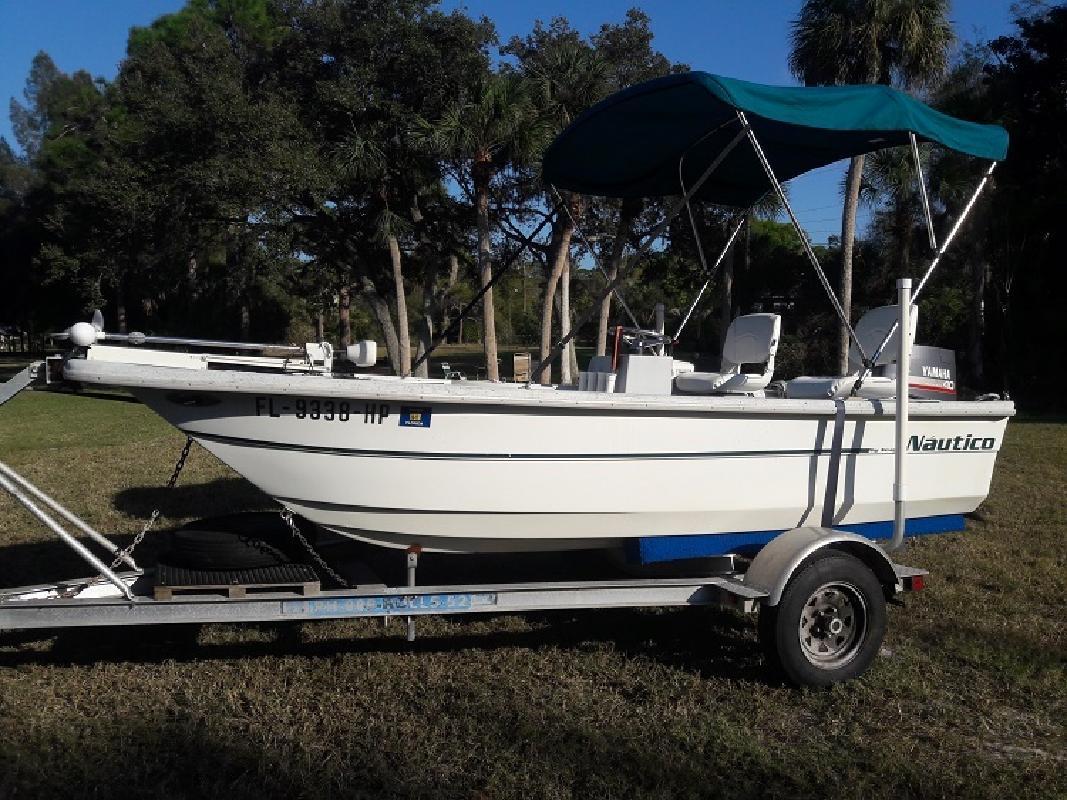 1997 - Seagull Boats Nautico - 14- Cat in Englewood, FL