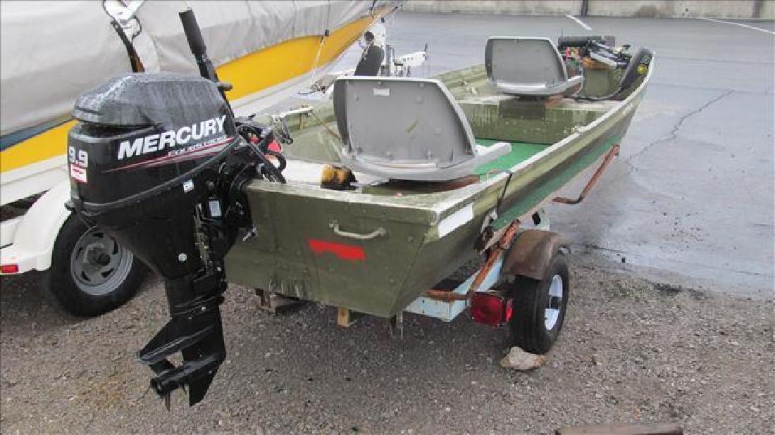 1978 Polar Craft Jon Boats 14- Jon Nicholasville KY