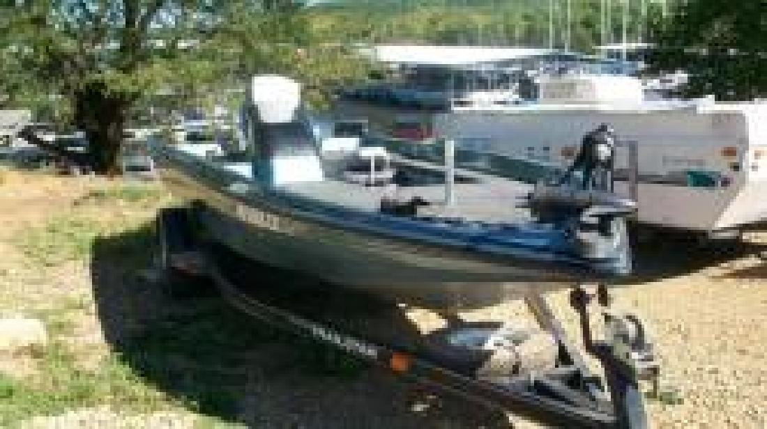 1993 190 Nitro w85' 150 Horse Evinrude-Include Trailer