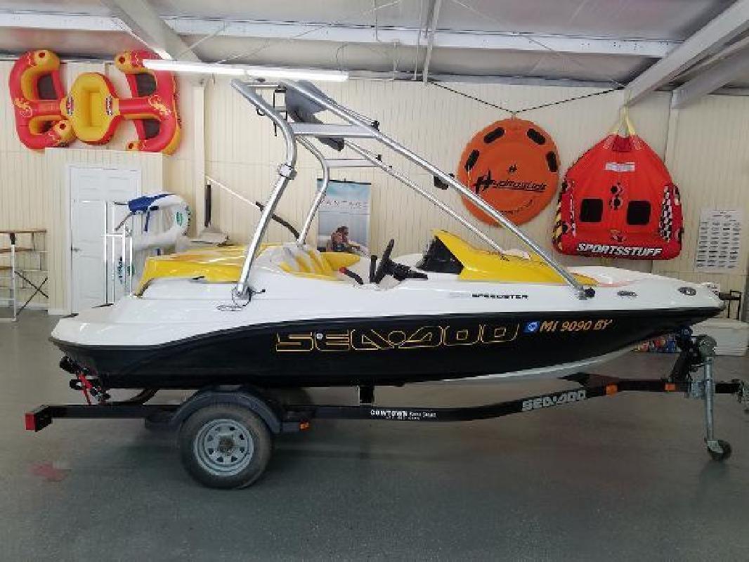 2011 Sea-Doo Sport Boats 150 Speedster Iuka MS