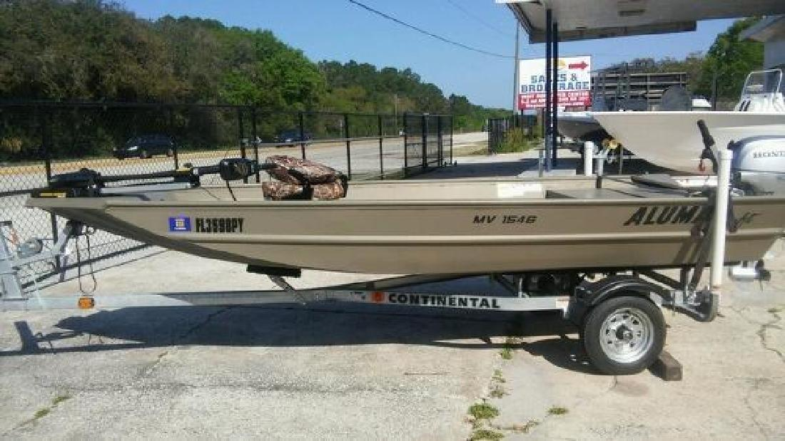 Alumacraft new and used boats for sale for St augustine craigslist