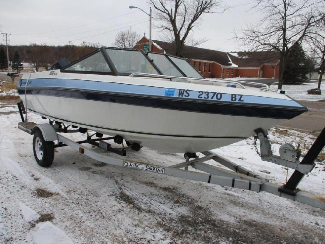 1989 Thunder Craft Skipper 156 BR Amherst WI