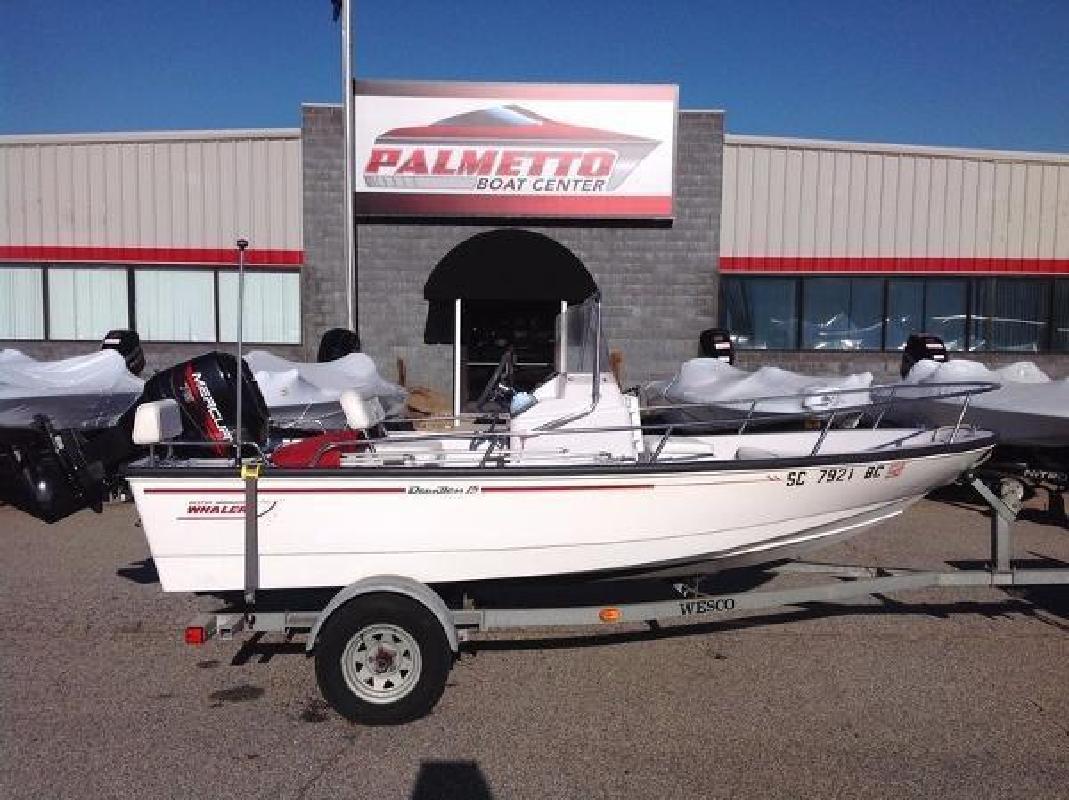 1997 Boston Whaler Dauntless 15 Piedmont SC