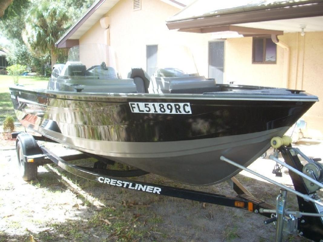 2015 - Crestliner Boats - 1600 Vision in Tampa, FL