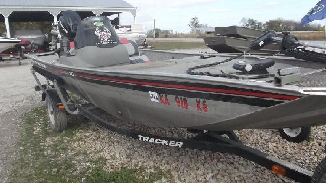 2010 Tracker Pro 160 Arma KS