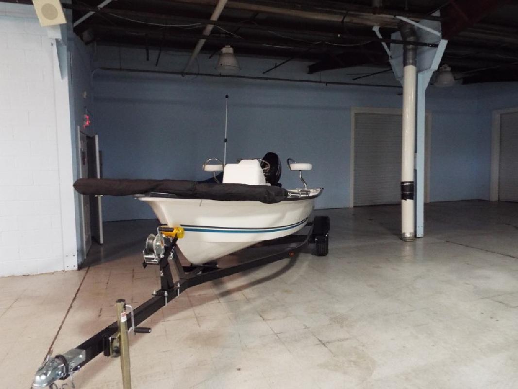 2008 - Key Largo Boats - 160 Center in Americus, GA