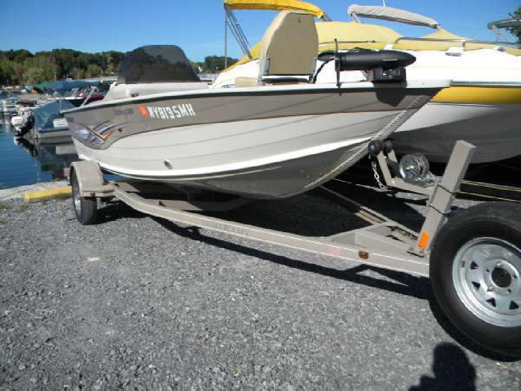 2005 SMOKER CRAFT Stinger 161 Saratoga Springs NY