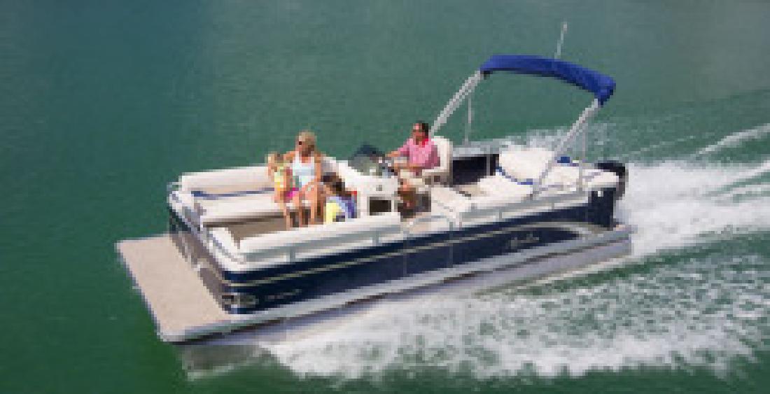 2013- Avalon Pontoon 1623 GS Cruise