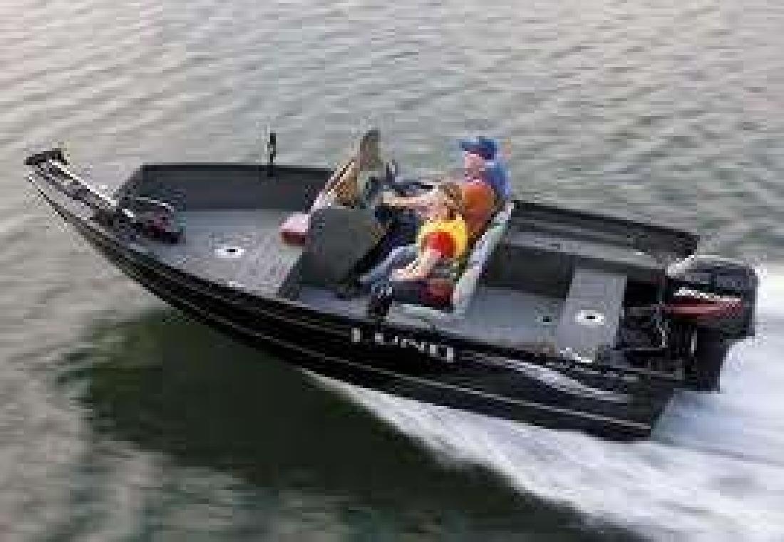 2012 16' Lund Boat Company 1625 Rebel XL SS