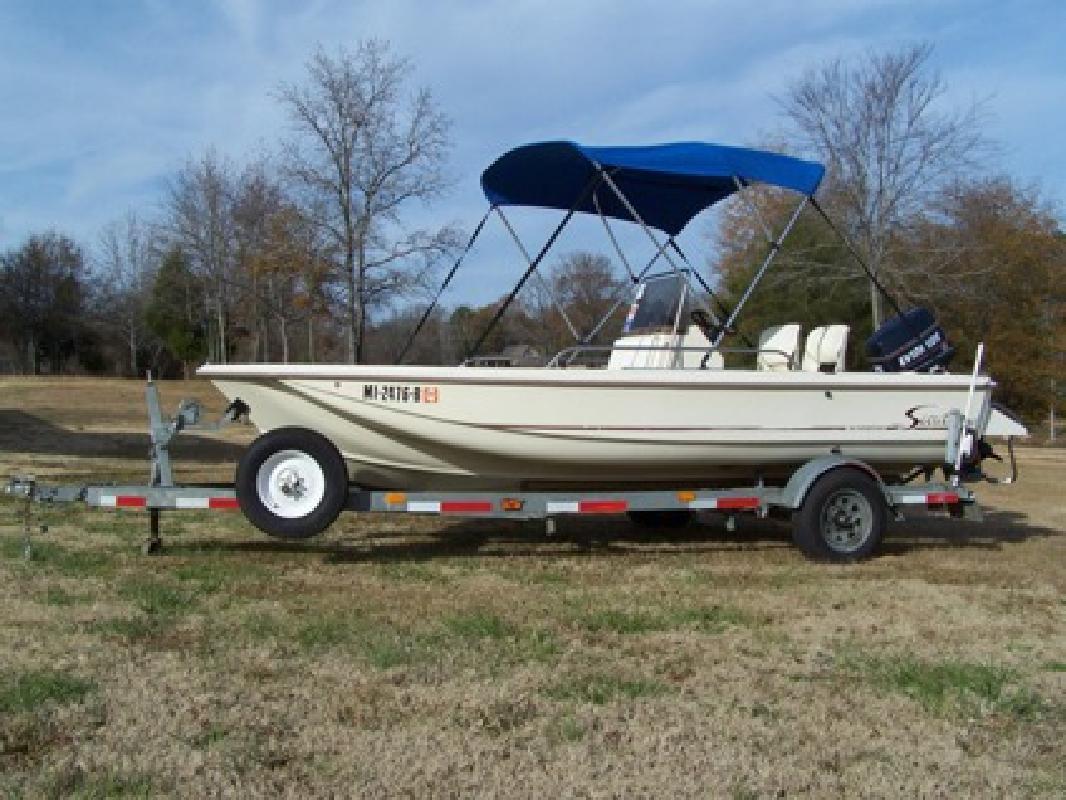 $5,500 OBO 1994 Scout 162 Sportfish