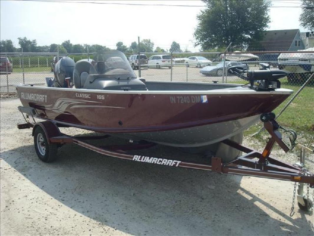 2012 Alumacraft Boats Classic Series 165 CS Syracuse IN