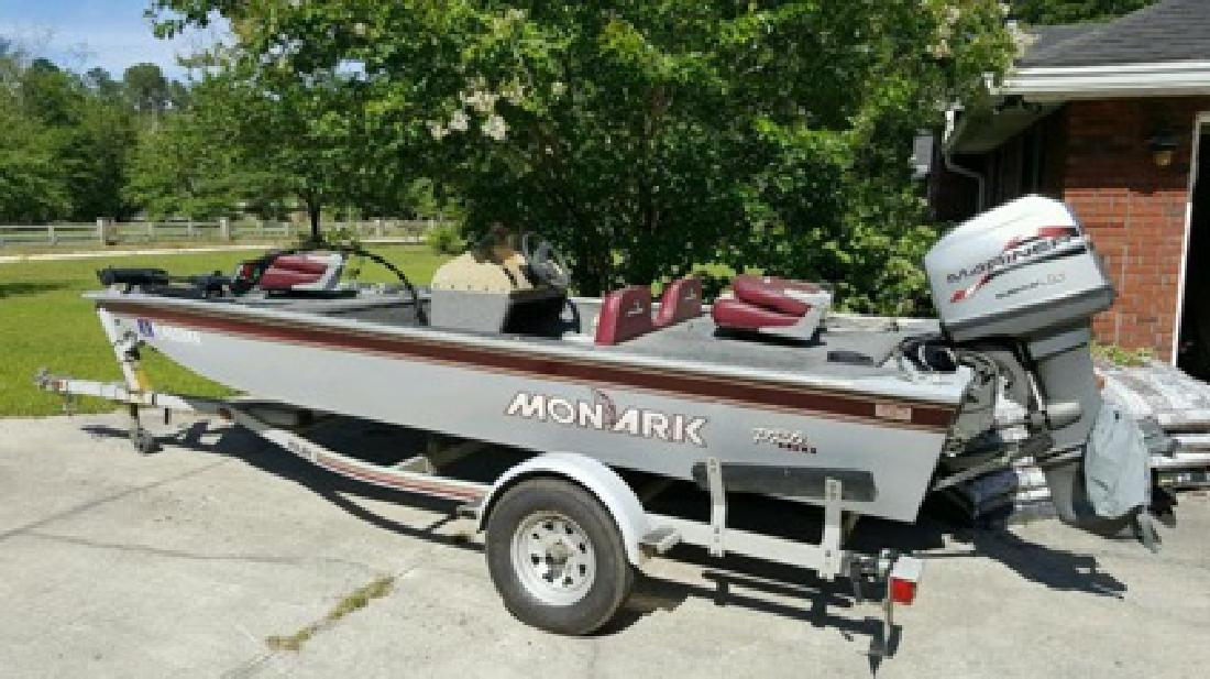 Monark new and used boats for sale for Monark fishing boats