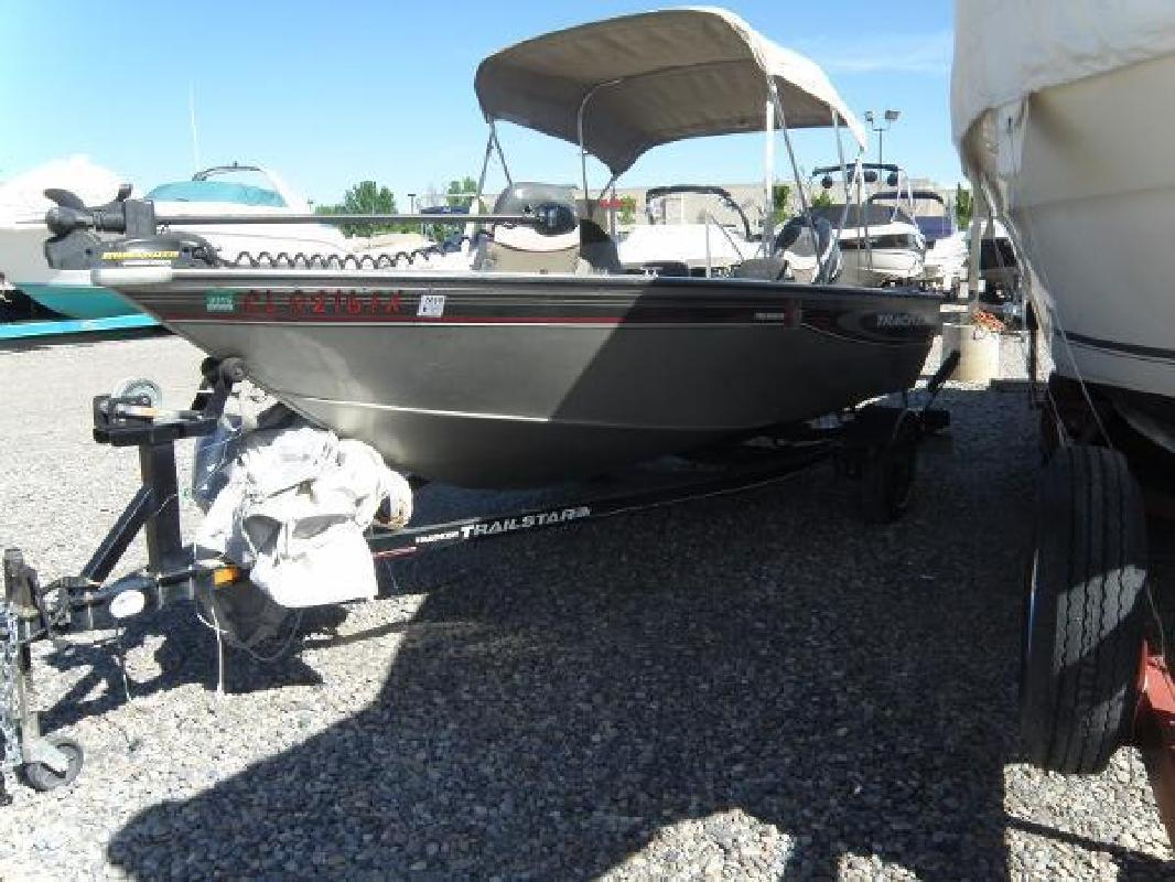 2004 Tracker Pro Angler V 16 GRAND JUNCTION CO