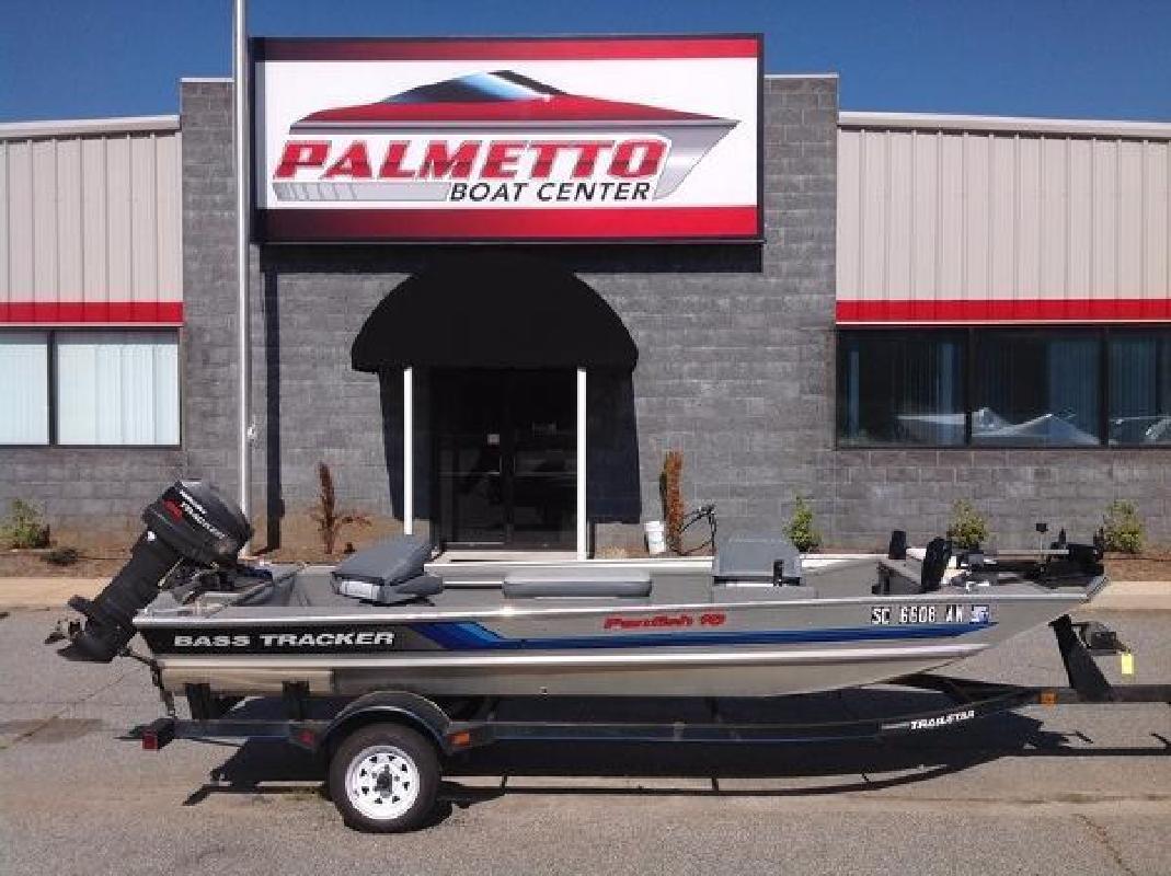 1995 Tracker Panfish 16 Piedmont SC