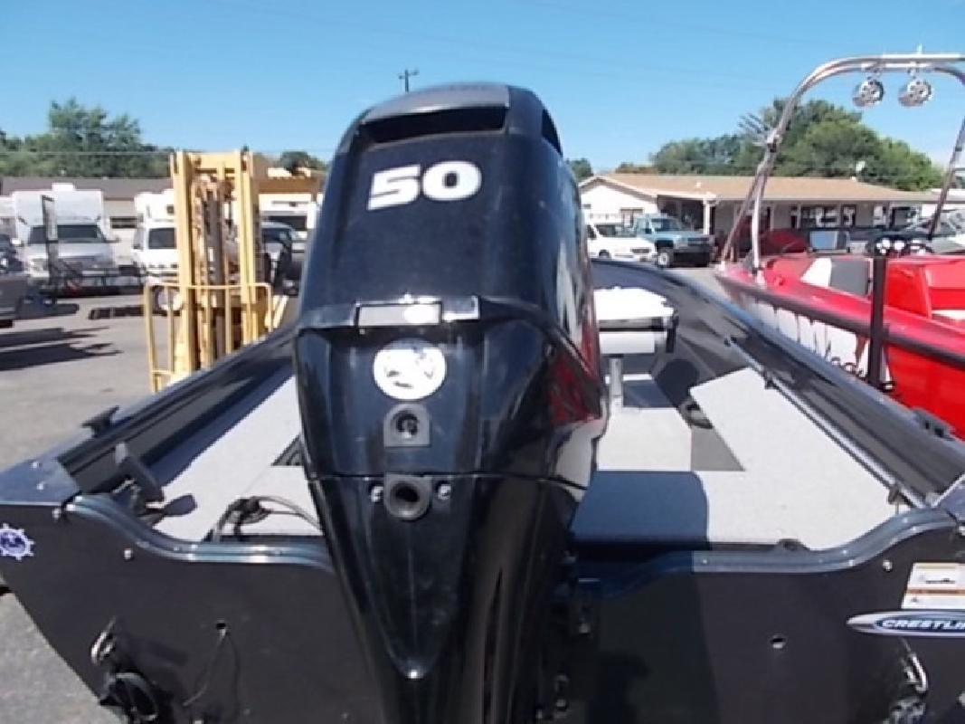 2013 - Crestliner Boats - Kodiak 16 SC in Boise, ID