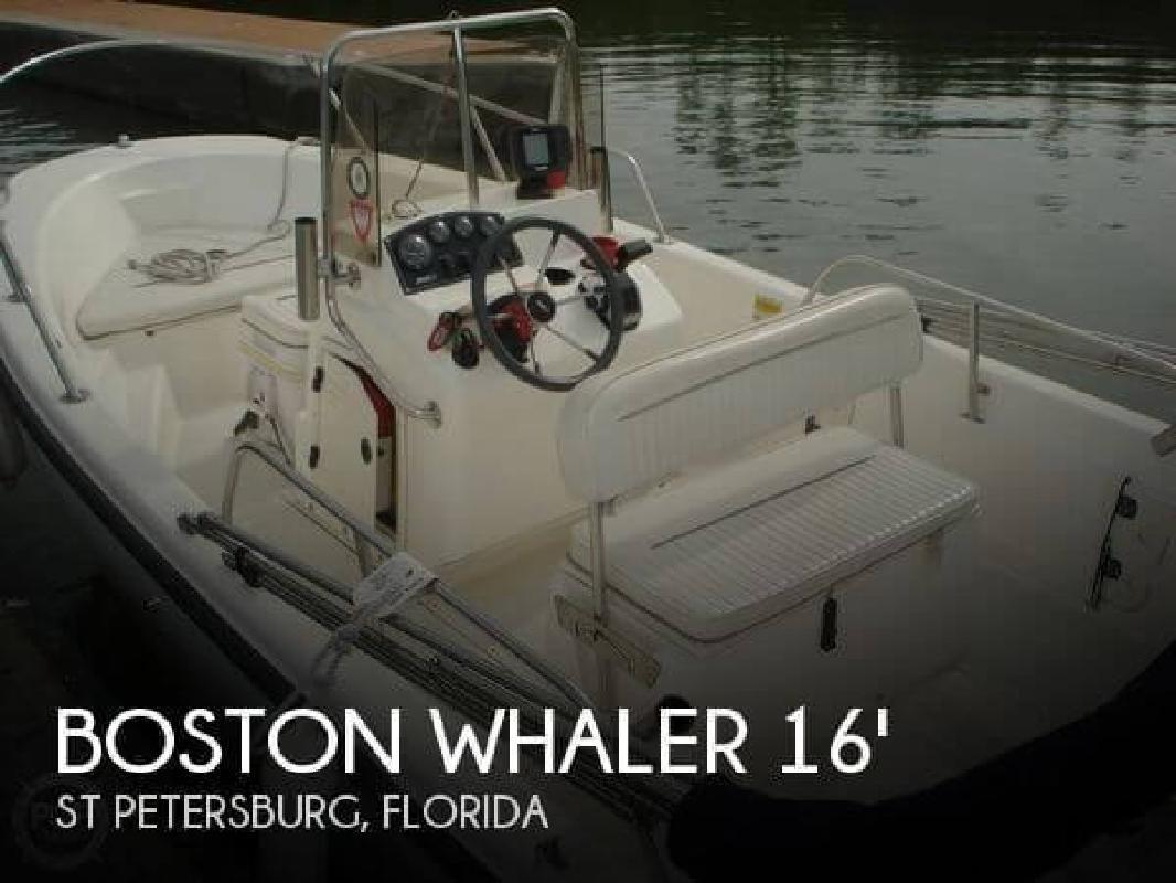 2000 Boston Whaler Dauntless 16 St Petersburg FL for sale in Layton
