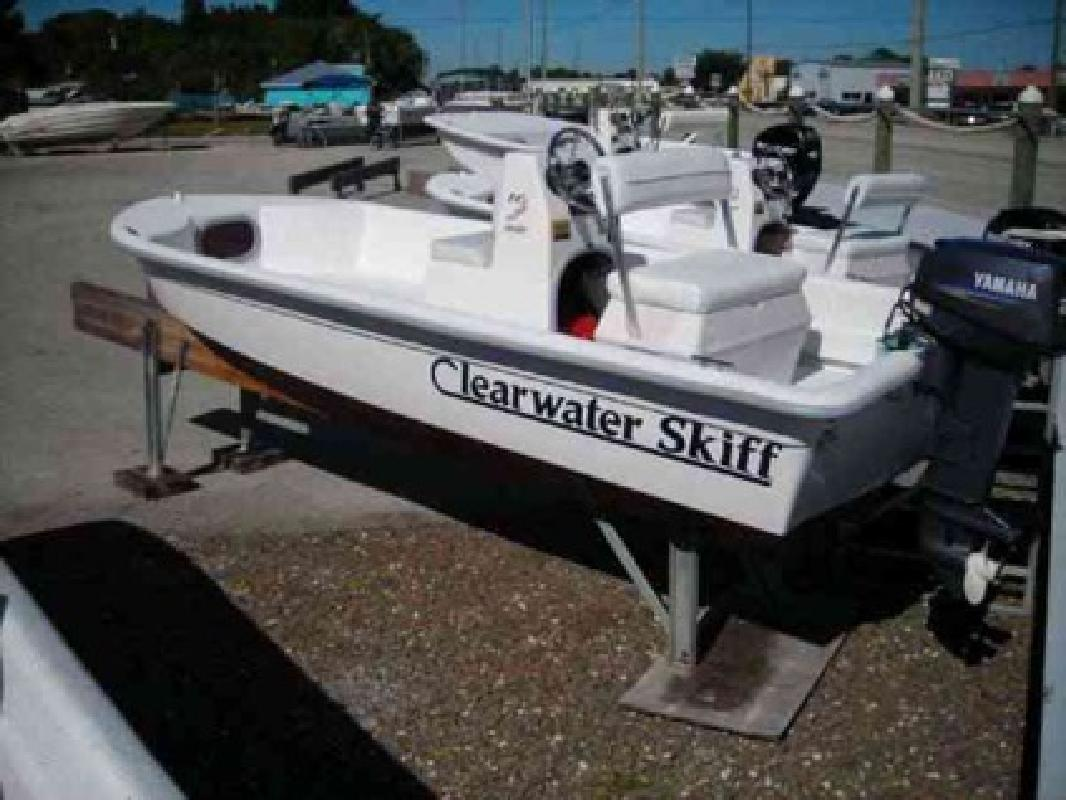New 2010 Clearwater 16 Super Sport