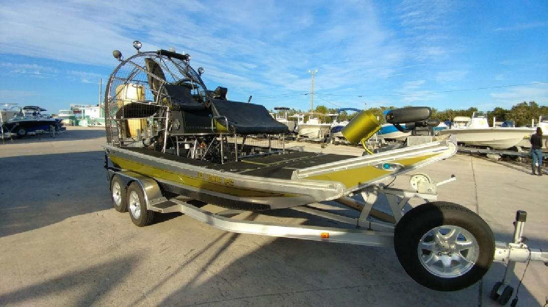 2011 Classic Airboats 16X8 Rockledge FL