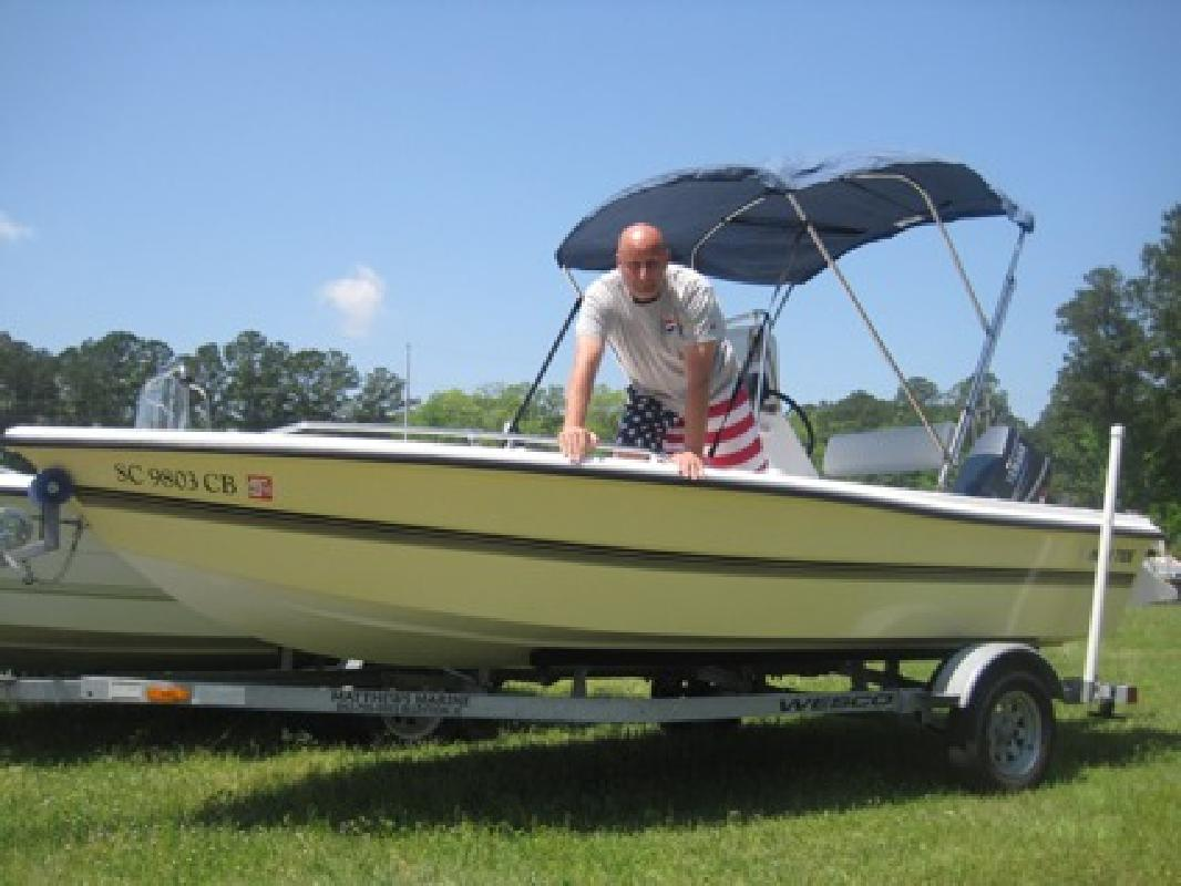 $14,500 2008 High Tide 1700 CC