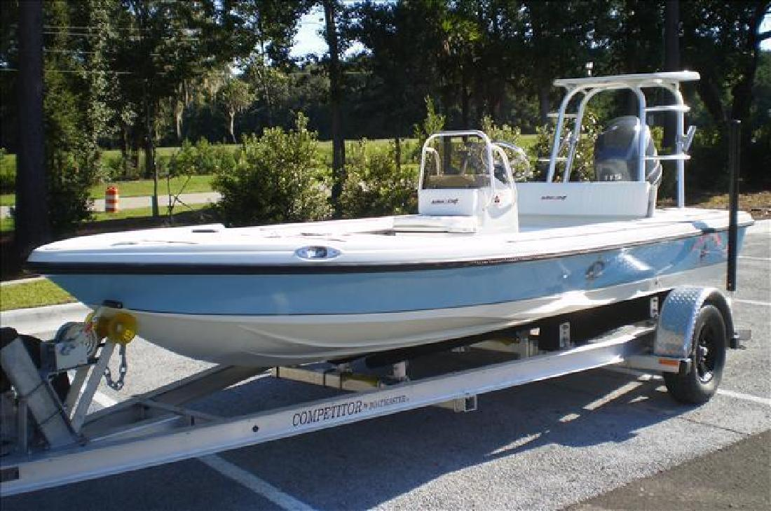 2015 - Action Craft Boats - 1720 Flyfisher in Bluffton, SC