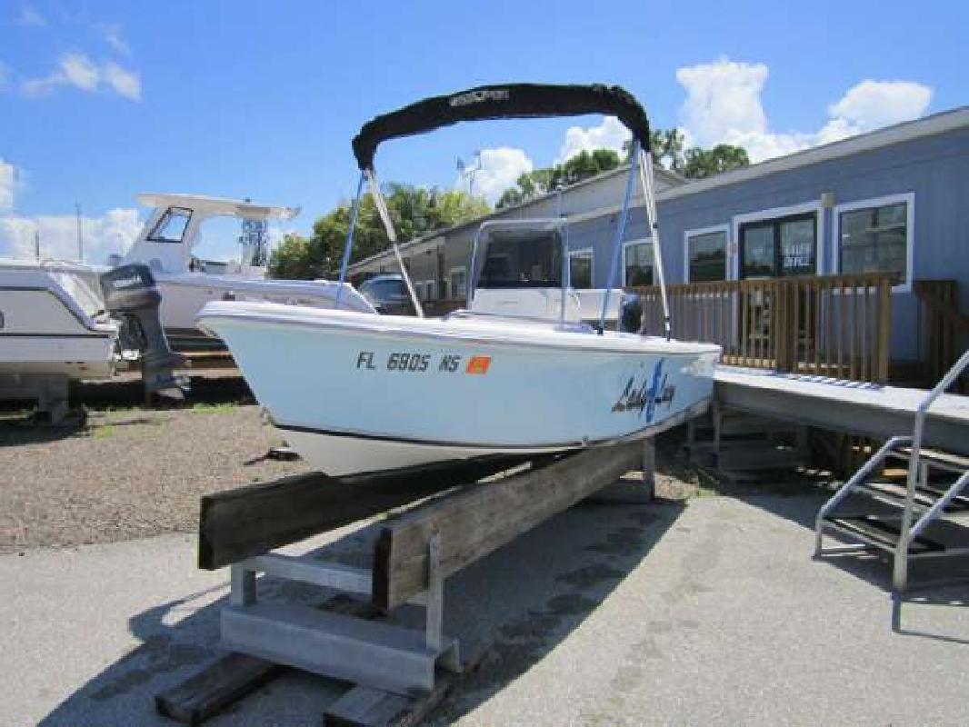 2008 SEA FOX 172CC Englewood FL