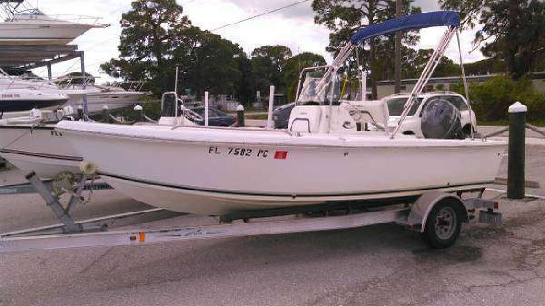 2011 SEA FOX 172CC Englewood FL