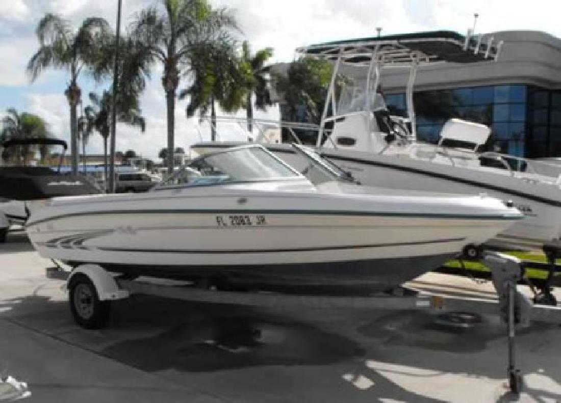 $10,750 1997 Sea Ray 175 BOW RIDER