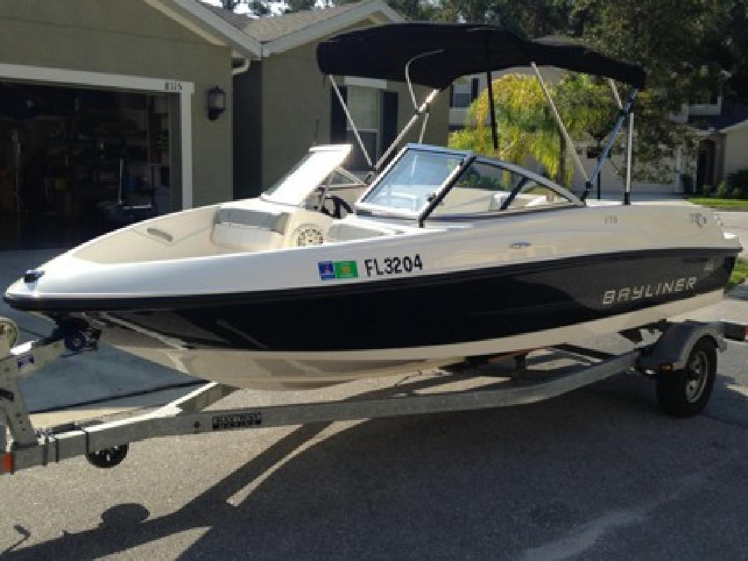 $17,900 OBO Bayliner 175 Bowrider