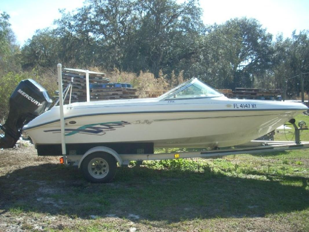 1995 - Sea Ray Boats - 175 BR in Tampa, FL