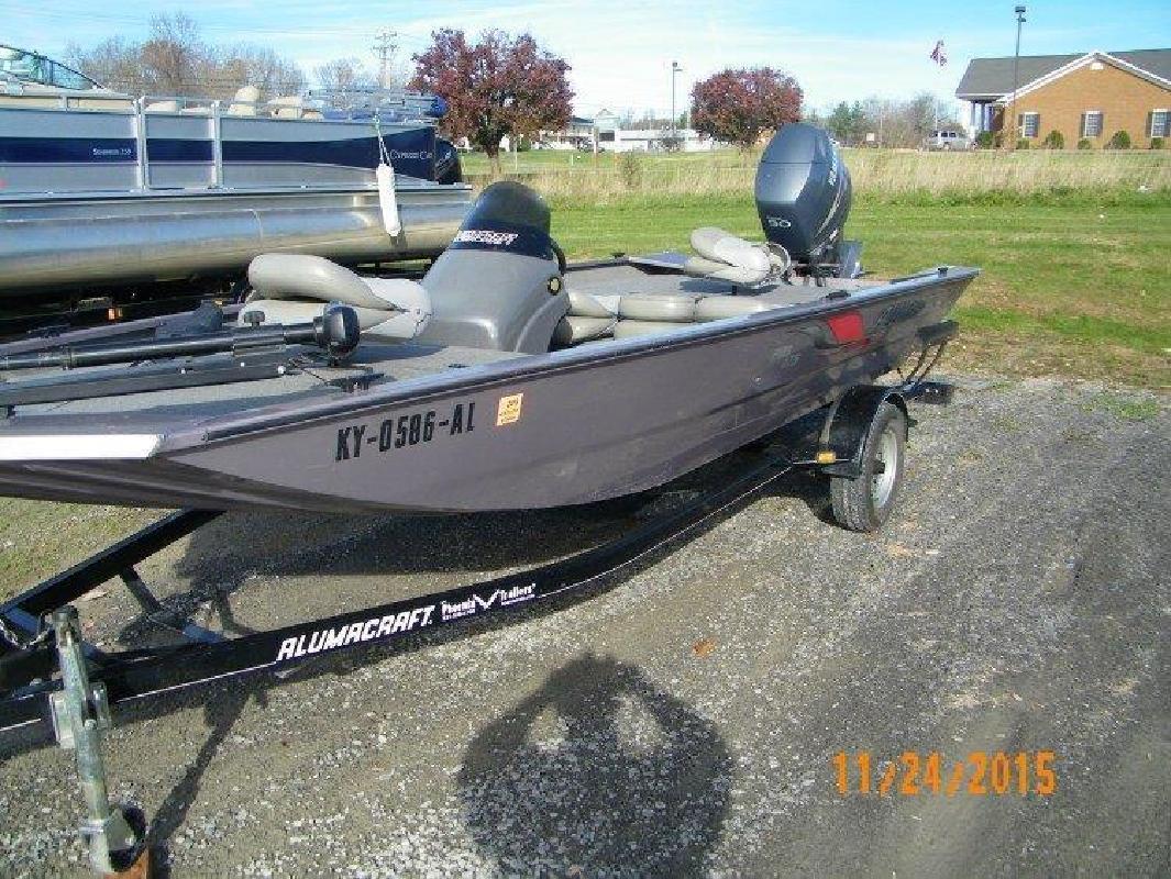 2009 - Alumacraft Boats - Pro 175 in Russell Springs, KY