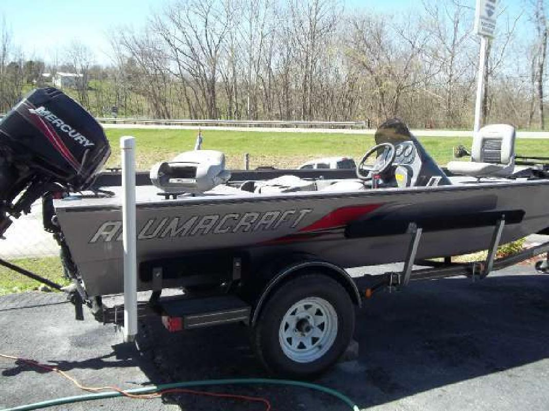 2008 ALUMACRAFT Pro 175 Richmond KY