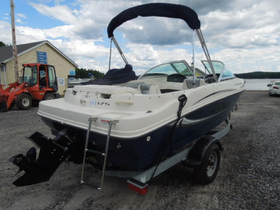 2008 - Sea Ray Boats - 175 Sport BR in Naples, ME