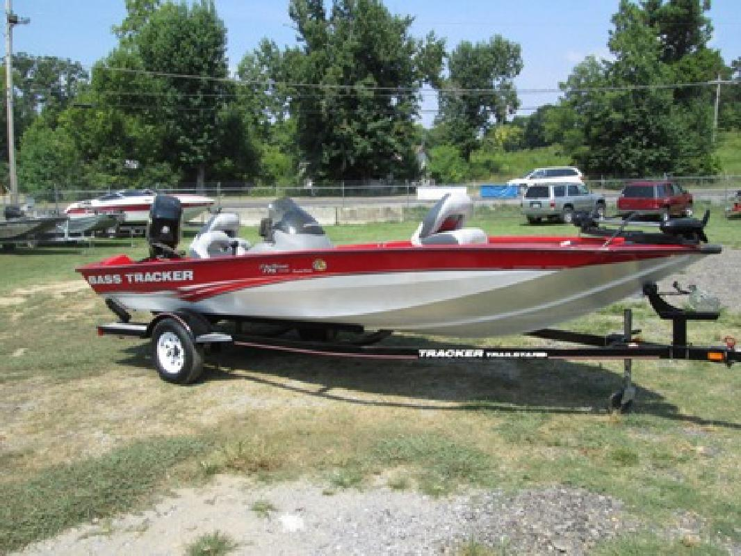 $2,880 2008 Bass Tracker 175 TXw