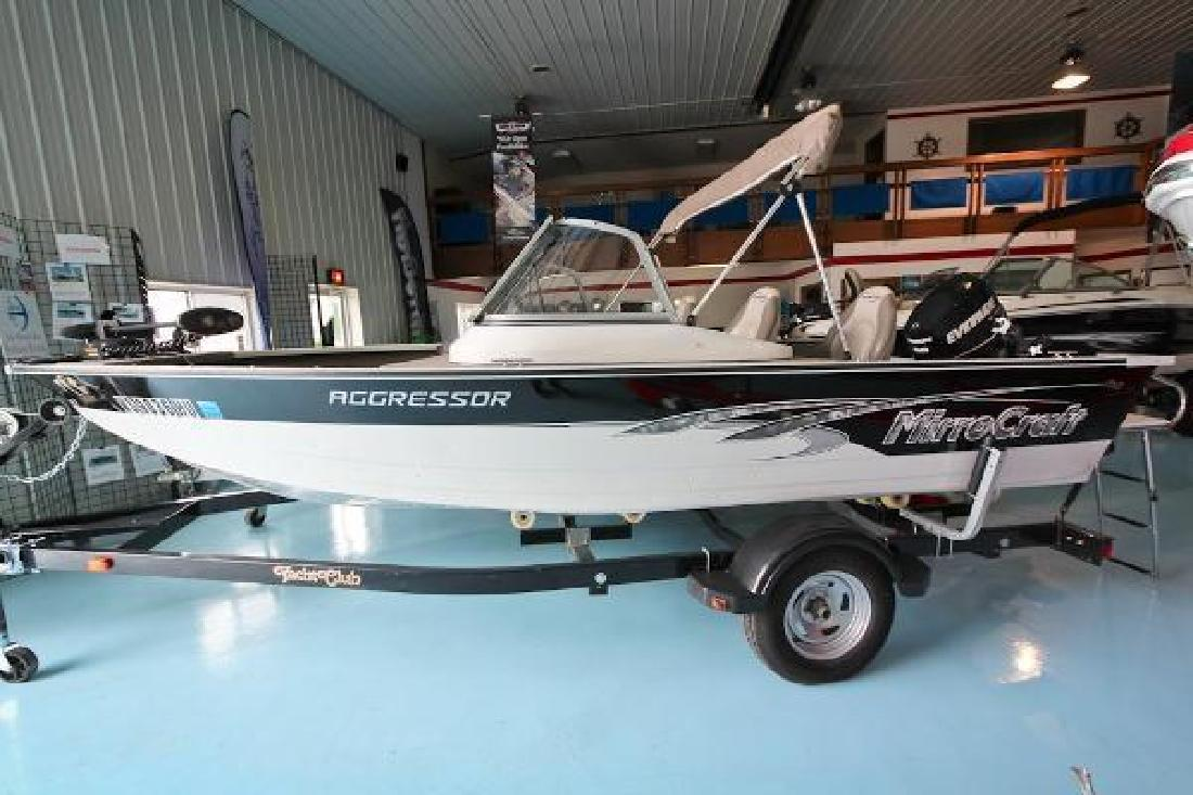 Mirrocraft new and used boats for sale in wisconsin for Used fishing boats for sale in wisconsin